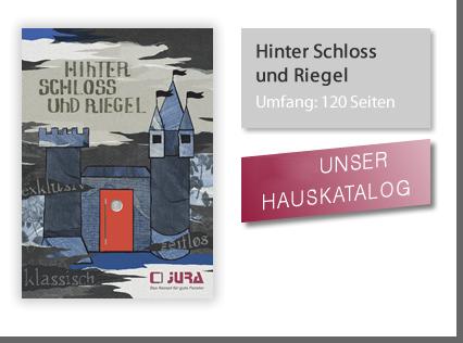 Hinter Schloss und Riegel (120 Seiten)