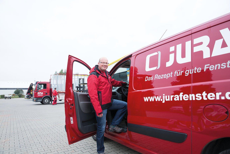 JURA Fenster